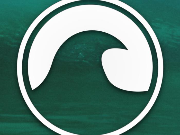 GlassWave Logo