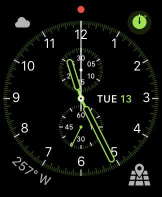 where am i watch app